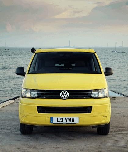 2012 Volkswagen T5 California - UK version 3
