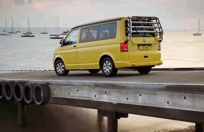 2012 Volkswagen T5 California - UK version 5