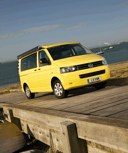 2012 Volkswagen T5 California - UK version 7