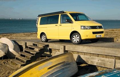 2012 Volkswagen T5 California - UK version 8