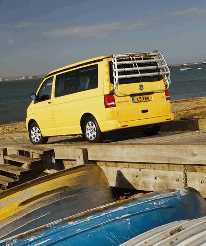 2012 Volkswagen T5 California - UK version 10