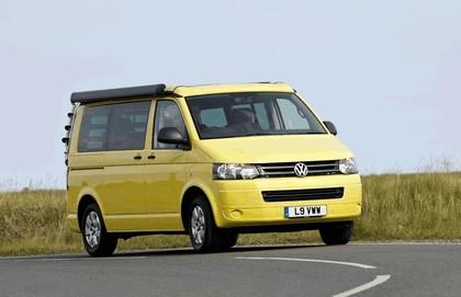 2012 Volkswagen T5 California - UK version 19