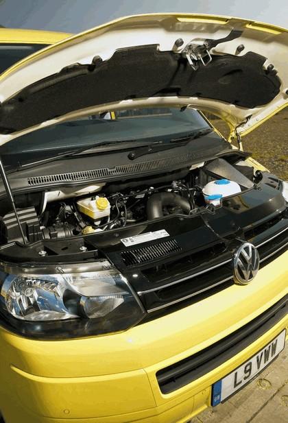 2012 Volkswagen T5 California - UK version 27