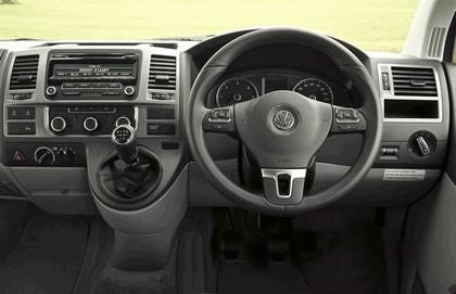 2012 Volkswagen T5 California - UK version 29
