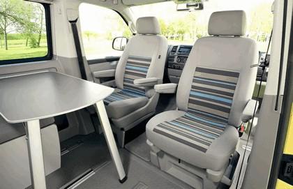 2012 Volkswagen T5 California - UK version 35