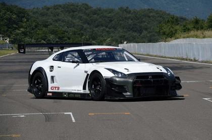 2012 Nissan GT-R ( R35 ) GT3 by Nismo 1