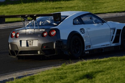 2012 Nissan GT-R ( R35 ) GT3 by Nismo 4