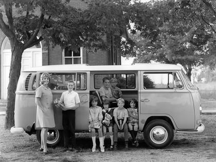 1967 Volkswagen T2 Bus 5