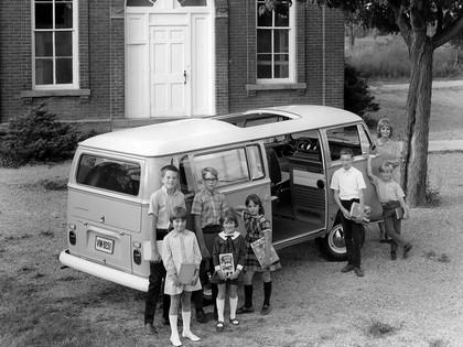 1967 Volkswagen T2 Bus 6