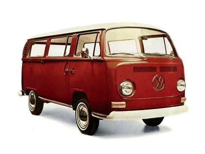1967 Volkswagen T2 Bus 8