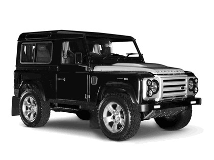 2012 Land Rover Defender 90 by Overfinch 1