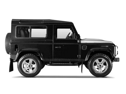 2012 Land Rover Defender 90 by Overfinch 2