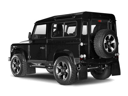 2012 Land Rover Defender 90 by Overfinch 3