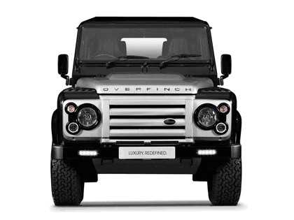 2012 Land Rover Defender 90 by Overfinch 4