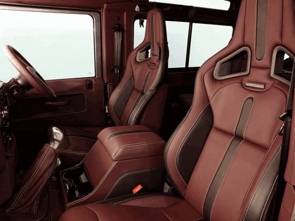 2012 Land Rover Defender 90 by Overfinch 7