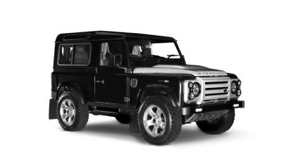 2012 Land Rover Defender 90 by Overfinch 8