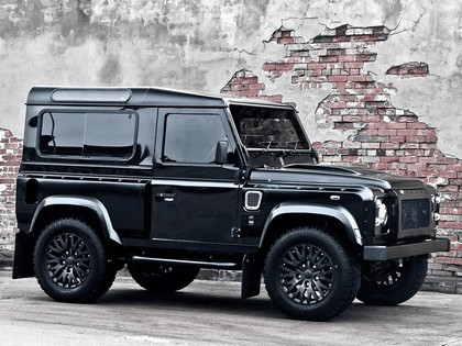 2012 Land Rover Defender Harris Tweed Edition by Project Kahn 4