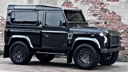2012 Land Rover Defender Harris Tweed Edition by Project Kahn 5