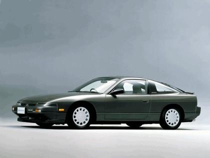 1989 Nissan 180SX Type II 1