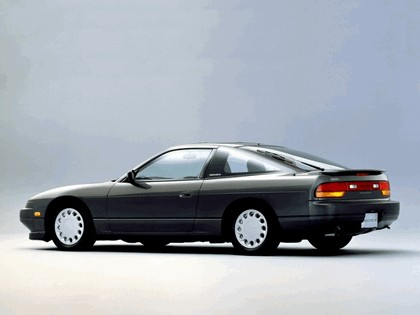 1989 Nissan 180SX Type II 2