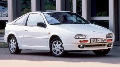 1990 Nissan 100NX 5