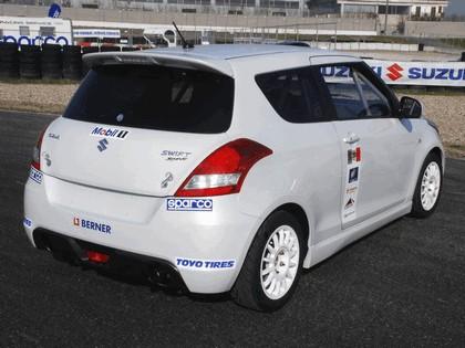 2012 Suzuki Swift Sport - Gruppo N 2
