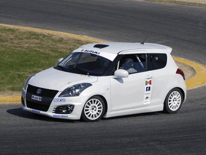 2012 Suzuki Swift Sport - Gruppo N 5