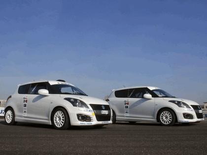 2012 Suzuki Swift Sport - Gruppo N 9
