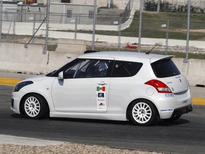 2012 Suzuki Swift Sport - Gruppo N 10