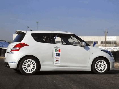 2012 Suzuki Swift Sport - Gruppo N 12