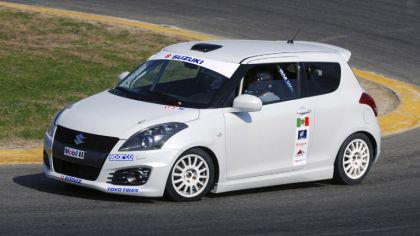 2012 Suzuki Swift Sport - Gruppo N 3