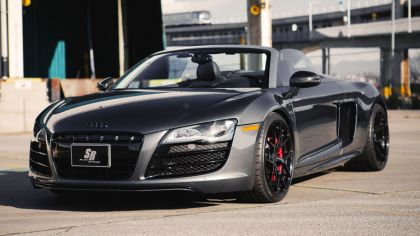 2012 Audi R8 spyder Project Speed Walker by SR Auto 3