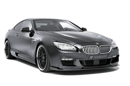 2012 BMW 6er ( F12 ) with Aero Package by Hamann 2