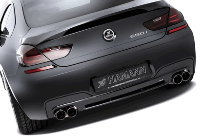 2012 BMW 6er ( F12 ) with Aero Package by Hamann 8