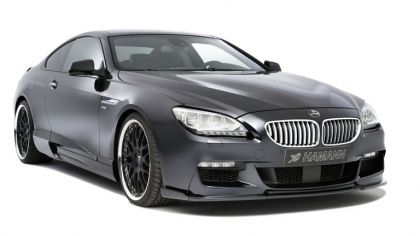 2012 BMW 6er ( F12 ) with Aero Package by Hamann 4