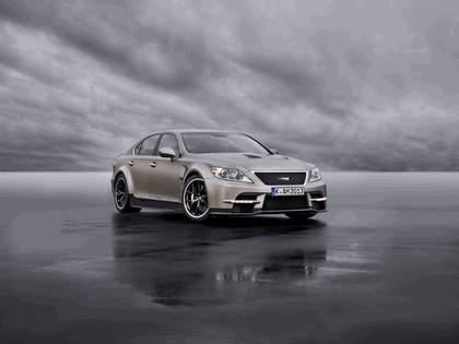 2012 Lexus LS 650 concept by TMG Sports 1