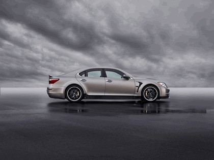 2012 Lexus LS 650 concept by TMG Sports 2