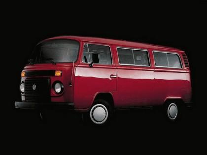 1988 Volkswagen T2 Caravelle 1