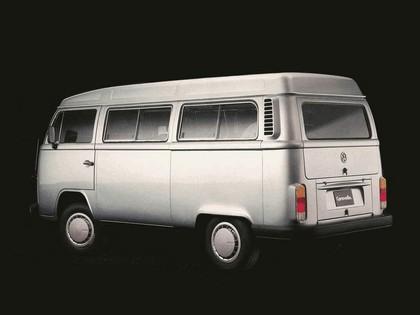 1988 Volkswagen T2 Caravelle 2