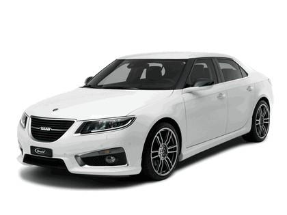 2011 Saab 9-5 sedan by Hirsch 1