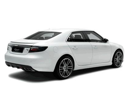 2011 Saab 9-5 sedan by Hirsch 3