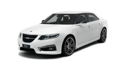 2011 Saab 9-5 sedan by Hirsch 6