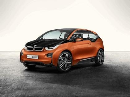 2012 BMW i3 coupé concept 1