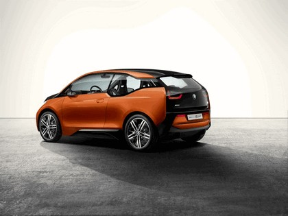 2012 BMW i3 coupé concept 3