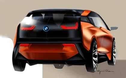 2012 BMW i3 coupé concept 26