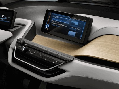 2012 BMW i3 coupé concept 38