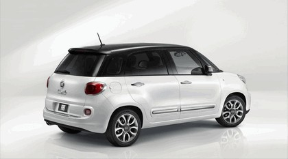 2013 Fiat 500L - USA version 8
