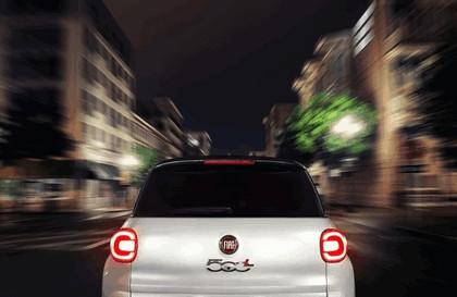 2013 Fiat 500L - USA version 12