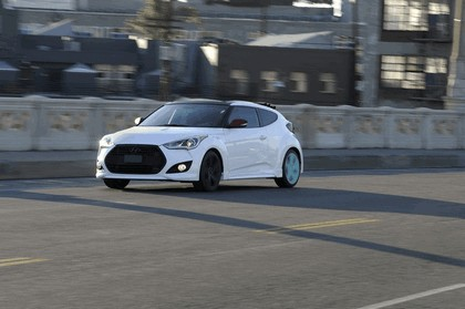 2012 Hyundai Veloster C3 Roll Top concept 2
