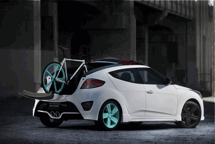 2012 Hyundai Veloster C3 Roll Top concept 5